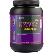 Kudos Nutritions - ISO WHEY COMPLEX - 2.2lbs (1kg) - Double Rich Chocholate