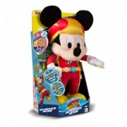 Jucarie de plus interactiva IMC Mickey and the Roadster Racers cu functii
