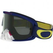 OAKLEY Goggles OAKLEY O2 MX Flight Series Lancers Dark Grey