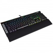 Corsair K95 Platinum Tastatura Mecanica Gaming Cherry MX Brown Negru