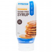 Myprotein MYSYRUP - 400ml - Fles - Golden Syrup