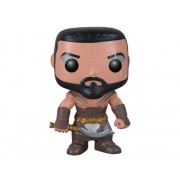 Figurina Pop Vinyl Game Of Thrones S1 - Khal Drogo - Funko
