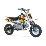 Pit Bike BASTOS BS 70 MINI - 2015