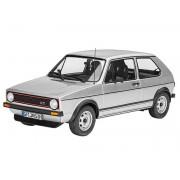 Modelul plastic 07072 - VW Golf 1 GTI (1:24)