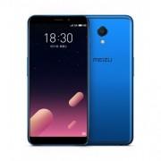 MEIZU M6s 3GB/32GB Dual SIM kártyafüggetlen okostelefon, kék (Android) M712H EU 2 év cseregarancia