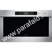 WHIRLPOOL AMW 435 IX Felsõ szekrénybe is építhetõ mikrohullámú sütõ
