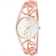 IDIVAS 110 Best Collection Rose Gold Copper best Chain Girl and Women Watch