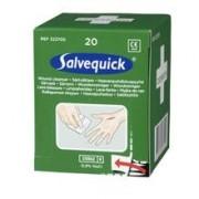 Cederroth Salvequick Sårtvättare (0,9% NaCl, steril) 20 st/paket