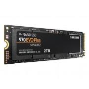 SSD M.2, 2000GB, Samsung 970 EVO PLUS Series, 3D V-NAND Flash (MZ-V7S2T0BW)