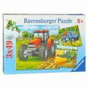 Lobbes Grote Landbouwmachines, 3x49st.