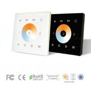 Wall mounted RGB/W DMX512 controller LC 2201 LED upravljanja