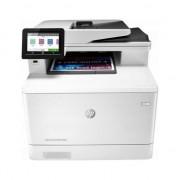 Imprimanta multifunctionala laser color HP LaserJet Pro MFP M479fnw, ADF, Retea, Wireless, A4