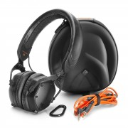 V-Moda XS black metal Auriculares On-Ear