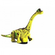 Toys / Kid's Battery Operated Walking Moving Dinosaur Toy with Flashing Lights and Realistic Dinosaur-Sounds