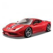 Modèle Réduit De Voiture De Sport : Ferrari Signature 458 Spéciale : Echelle 1/18