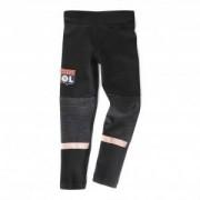 adidas Collant 4/4 Femme Noir Cleora Junior - 7-8A OL - Foot Lyon