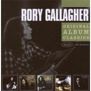 Rory Gallagher - Original Album Classics (5CD)