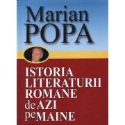 Istoria literaturii romane de azi pe maine, Vol. 1+2