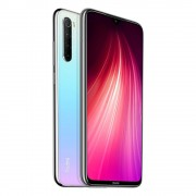 xiaomi redmi note 8 64gb telcel - blanco