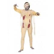 Disfraz momia sangrienta Halloween XL