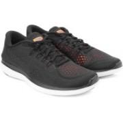 Nike FLEX 2017 RN Running Shoes For Men(Black)