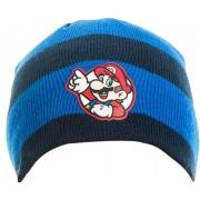 Bioworld Nintendo - Super Mario Striped Beanie