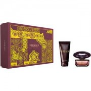 Versace Perfumes femeninos Crystal Noir Gift Set Eau de Toilette Spray 30 ml + Body Lotion 50 ml 1 Stk.