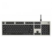 Logitech Klawiatura USB LOGITECH G413 Silver 920-008476