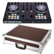 Native Instruments Traktor Kontrol S2 MKII + Case