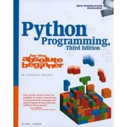 Python Programming for the Absolute Beginner, Paperback/Michael Dawson