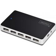 USB 2.0 HUB Digitus 10-port