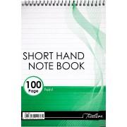 Treeline A5-100 Page Shorthand Notebook Feint Pkt-10