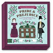 Pride & Prejudice: A Babylit(r) Counting Primer Board Book and Playset/Jennifer Adams