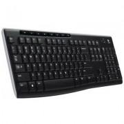 Logitech Klawiatura bezprzewodowa LOGITECH Wireless Keyboard K270