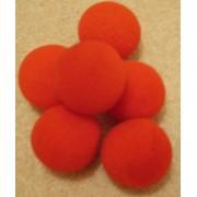 """1.5"""" Red Super Soft"""