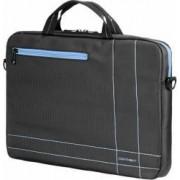 Geanta Laptop Sumdex Continent CC-201 15.6 inch Gri Albastru