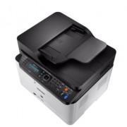 MFP, SAMSUNG Xpress SL-C480FN, Laser, Fax, ADF, Lan (SS255A)