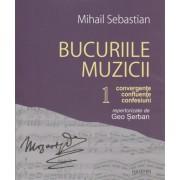 Editura Hasefer Bucuriile muzicii - vol 1 - mihail sebastian editura hasefer