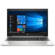 "Laptop HP ProBook 450 G6 (Procesor Intel® Core™ i5-8265U (6M Cache, up to 3.90 GHz), Whiskey Lake, 15.6"" FHD, 8GB, 1TB HDD @5400RPM + 256GB SSD, nVidia GeForce MX130 @2GB, FPR, Win10 Pro, Argintiu)"
