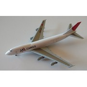 Dragon Wings 55487 JAL Japan Airlines Cargo Boeing 747-200F 1:400 Scale Diecast