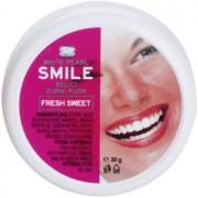 White Pearl Smile pudra pentru albirea dintilor Fresh Sweet 30 g