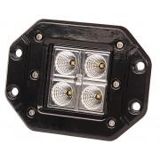LED Solution LED pracovní světlo 20W 10-30V vestavné