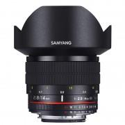 Samyang F1110601101 Objetiva 14mm F2.8 ED AS IF UM para Canon EF