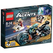 Lego Ultra Agents 70167(Japan Import)