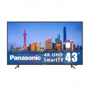 Panasonic TV Panasonic 43 Pulgadas 4K Ultra HD Smart TV LED TC-43FX500