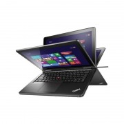"Lenovo Notebook Lenovo Thinkpad Yoga S1 12.5"" Touch Intel Core I5 4300u 1.90 Ghz 4 Gb Ddr3 16 Gb Ssd + 500 Gb Hdd Intel Hd Graphics 4000 Webcam Refurbished Windows 10 Pro"