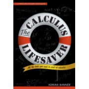 Calculus Lifesaver - All the Tools You Need to Excel at Calculus (Banner Adrian)(Paperback) (9780691130880)