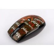 Mouse WirelessMODECOM MC-320 SCOOBY DOO Optic Negru
