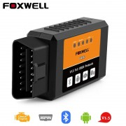 FOXWELL FW202 OBD2 Engine Scanner ELM327 Bluetooth V1.5