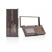 Laura Mercier Sketch & Intensify Pomade And Powder Brow Duo - Brunette 2g